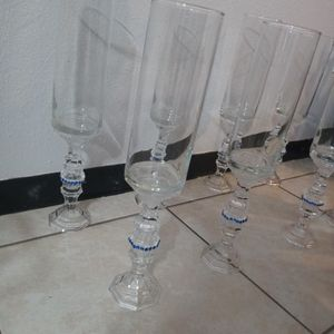 Glass Vases Cups For Party / Celebration for Sale in Tampa, FL