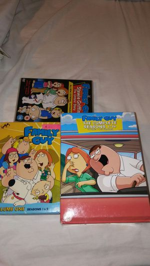 Family Guy. Movies for Sale in Durham, NC