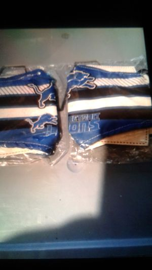 NFL Detroit lions face covers for Sale in PA, US
