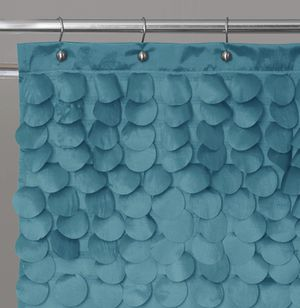 Turquoise Shower Curtain for Sale in Vacaville, CA