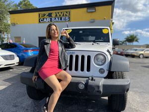 2014 JEEP WRANGLER SPORT for Sale in North Palm Beach, FL