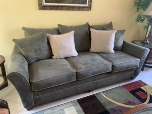 Couches 2 available both 300$ must go !!! for Sale in Tamarac, FL