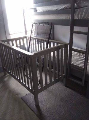 Baby crib for Sale in Wenatchee, WA