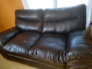 Two piece sofa set for Sale in South Elgin, IL