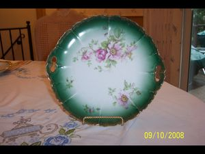 Austrian Habsburg China Plate for Sale in White Lake charter Township, MI