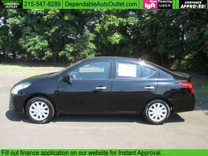 2015 Nissan Versa for Sale in Fairless Hills, PA
