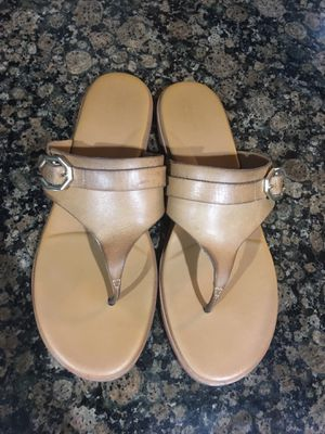 Cole Haan Leather sandals size 10 for Sale in Riverview, FL