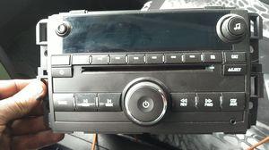 2011 GMC Sierra Factory Radio for Sale in Becker, MN