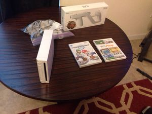 Nintendo Wii (Games & Accessories) for Sale in Humble, TX