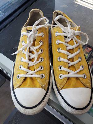 Converse shoes, men 6, women 8 for Sale in Brooksville, FL