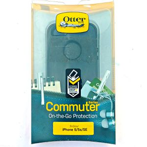 Otterbox Commuter iPhone 5 5S Case Black BRAND NEW for Sale in San Diego, CA