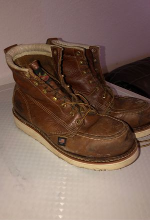 thorogood work boots size 7.5d for Sale in Phoenix, AZ
