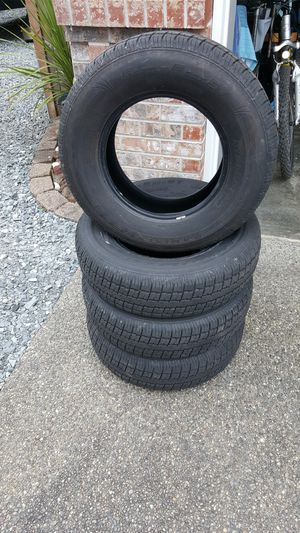 205/75/14 Load Range D Trailer Tires Castle Rock for Sale in BETHEL, WA