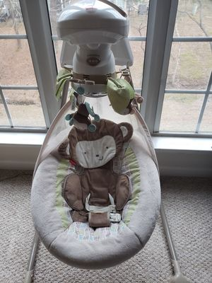Fischer Price baby swing for Sale in Fairfax, VA