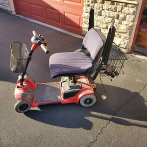 Mobility scooter for best offer. Just stopped working for Sale in Mesa, AZ