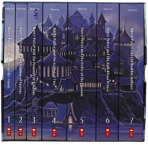 Harry Potter complete series for Sale in Los Angeles, CA