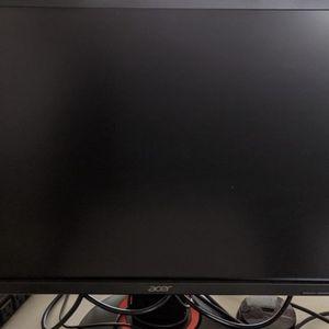 Acer 144hz Gaming Monitor 24 Inch 1080p Xfa240 bmjdpr for Sale in Sacramento, CA