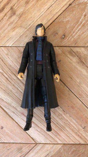 Detective Sherlock Holmes with Phone Violin Skull PVC Action Figure - 20 for Sale in Santa Monica, CA