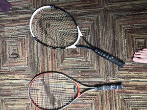Tennis rackets for Sale in Stratford, CT