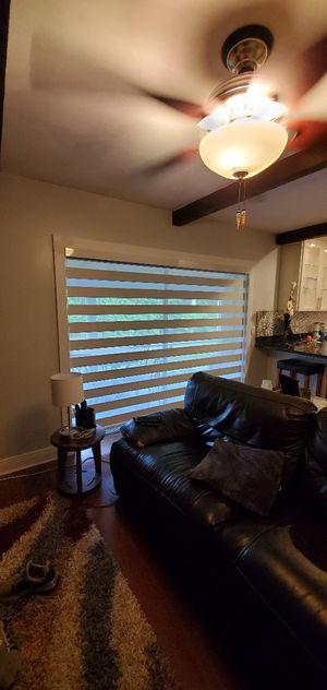 Zebra shades neolux especial regular or motorized cortinas y persianas for Sale in Miami, FL