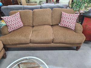 Sofa Down Wrapped 🪑 Another Time Around Furniture 2811 E. Bell Rd for Sale in Phoenix, AZ