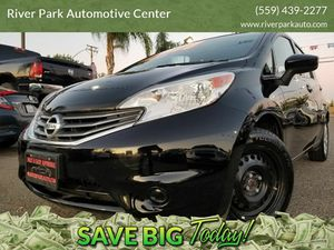 2015 Nissan Versa Note for Sale in Fresno, CA