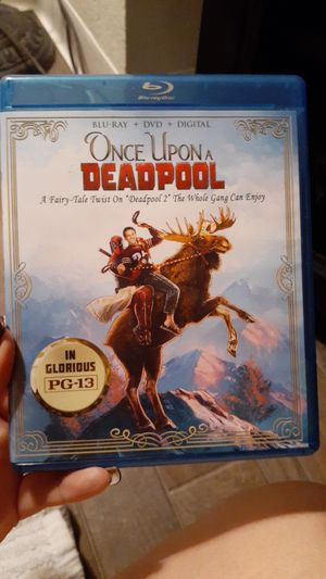 Once Upon a Deadpool for Sale in Mesa, AZ