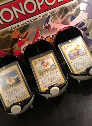 Pidgey to Pidgeot Holographic Pokemon Cards for Sale in Fullerton, CA