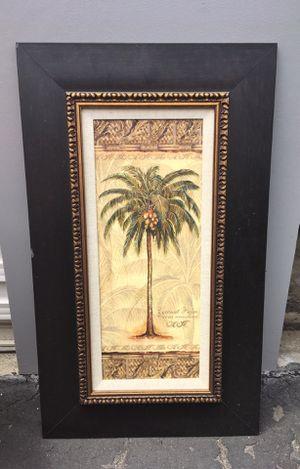 Palm Tree Wall Art Piece 🖼 for Sale in San Luis Obispo, CA