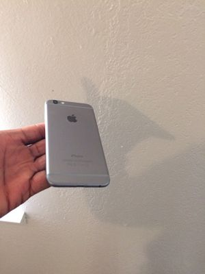 iPhone 6 64gb unlocked for any carrier -$110 firm not negotiable, no trade for Sale in Sacramento, CA
