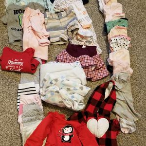 FREE....Baby Girl Clothing 3 To 6 Months for Sale in Seattle, WA