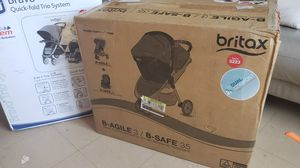 BRITAX, brand new car seat and stroller for Sale in The Bronx, NY