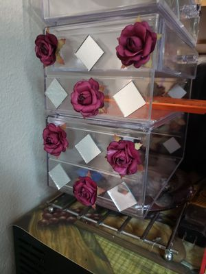 Make up organizers for Sale in Houston, TX