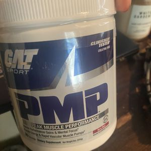 PMP PREWORKOUT for Sale in Hanover Park, IL