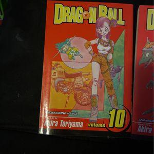Dragon Ball Z Manga for Sale in Fresno, CA