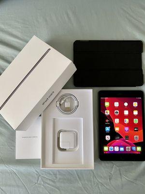 iPad mini 5 w/AppleCare for Sale in Santa Clara, CA