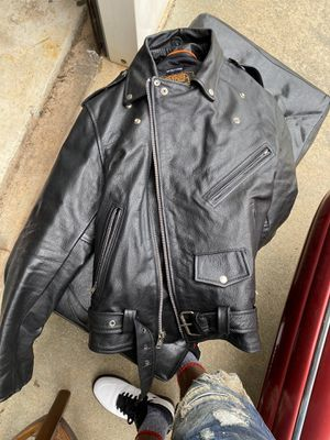 Motorcycle jacket for Sale in Sugar Hill, GA