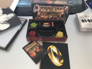 "RIsk Board Game, ""Lord of the Rings"".., used .., HAS the RING !!! for Sale in Las Vegas, NV"