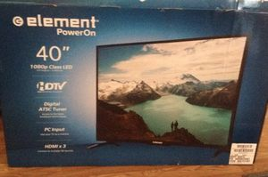 40 inch element 240 without roku 260 with roku for Sale in Cary, NC