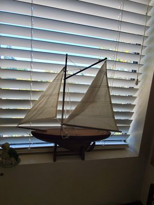 Wooden ship boat for Sale in Chino Hills, CA