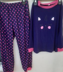 girl's pajamas, size 12, purple and pink. for Sale in Hialeah,  FL