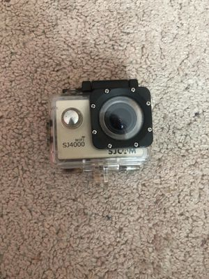 Sj 4000 GoPro camera for Sale in Oceanside, CA