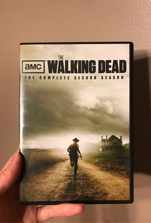 The WALKING Dead SEASON 2 DVDS for Sale in Griffith, IN