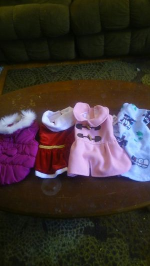 Doggie Winter Coats Baby its a cold Winter Out there!$10 any size for Sale in TN, US
