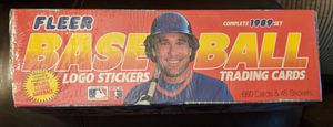 1989 Fleer Baseball Factory Wrapped Set! for Sale in Sacramento, CA