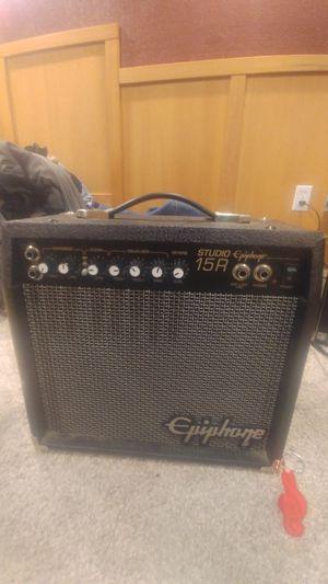 Epiphone guitar amp for Sale in Stevensville, MT