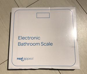 Brand New! Electronic Bathroom Scale for Sale in Miami, FL
