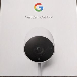Google Nest Cam Outdoor for Sale in Mountain View, CA