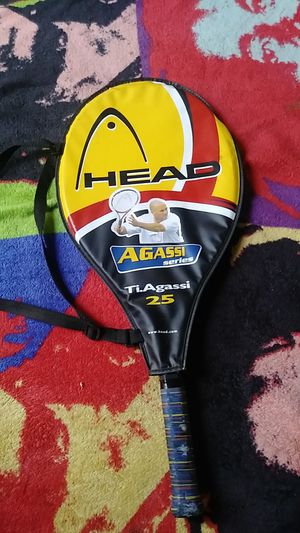 Andre Agassi head Agassi series 25 tennis racket for Sale in San Diego, CA