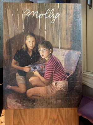 American Girl Molly Mystery Puzzle for Sale in Fishers, IN